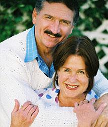 Fanie De Jager and Erina De Jager